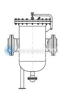 Фильтры (СДЖ) схема исполнения 1